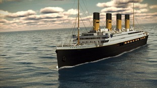 The Titanic will be rebuilt by Blue Star Line