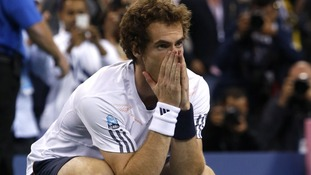 The moment Andy Murray won the US Open