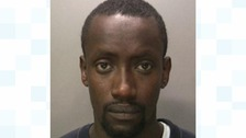 Rwandan national Munyankore was handed a 10 year nine month term after only admitting the offence on day four of his trial