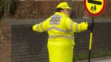 School lollipop patrols axed in Devon