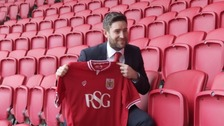 Lee Johnson says the army and the NHS helped him become a better manager