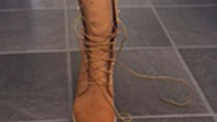 Sherry's boots