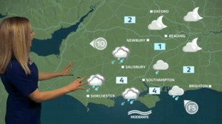 Philippa has the weekend outlook for the west