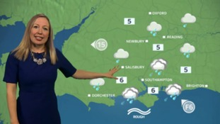 Philippa has Saturday's weather for the west