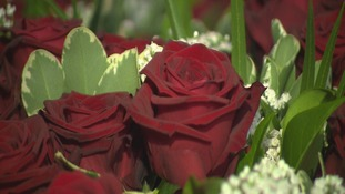 Red roses still firm favourite on Valentine's Day
