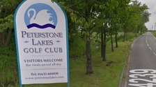Dad dies after being pulled from golf course lake