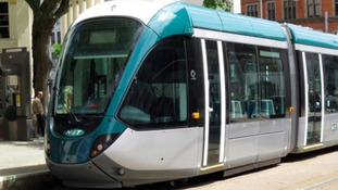 Nottingham commuters warned of closures on the tram network