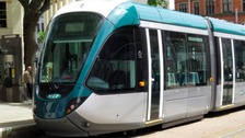 Notts commuters warned of closures on the tram network