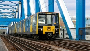 Metro services suspended for track replacement between St James and Monument Metro