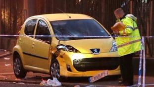 Schoolgirls seriously injured in Liverpool crash