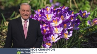 A rainy start to the weekend: Bob's got the latest forecast