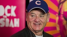 Bill Murray 'throws fans' mobile phones off roof'