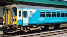 Trains will be 'extremely busy' on match-day