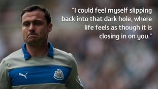 Sunderland goalkeeper Steve Harper opens up about battle with depression