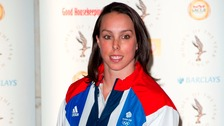 Beth Tweddle showing signs of improvement
