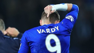 Movie about Leicester striker Jamie Vardy edges closer to fruition
