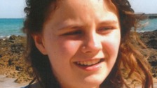The 13-year-old was last seen wearing a blue parka type jacket and was carrying a Sports Direct drawstring bag.