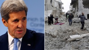 Kerry urges Russia to change Syria 'targeting' to respect peace deal