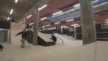 World's biggest underground skatepark opens in Sussex