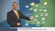 Wales Weather: Largely dry with bright spells