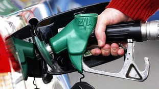 Drivers 'over a barrel' as petrol prices rise again