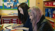 'Life changing' school for teenage mums faces closure