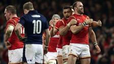 Wales 27 - 23 Scotland