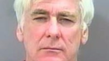 Fugitive paedophile hands himself in to police