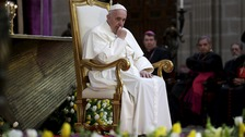 Pope speaks out against corruption on Mexico trip