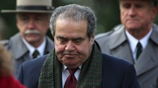 US Supreme Court judge Antonin Scalia dies aged 79