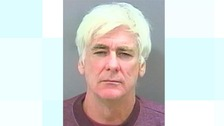 Fugitive paedophile surrenders to Suffolk police