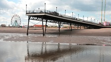 Body found on Skegness beach