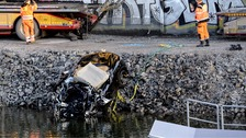 Five Britons killed after car plunges into Swedish canal