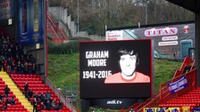 Charlton apologise after tribute photo mix-up