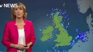 Latest weather forecast