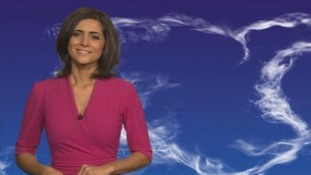 Weather: Cuddle up this cold Valentine's Day