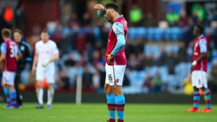 Villa defender Lescott receives Twitter backlash