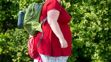 Distances look further to obese people, say scientists
