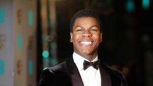 Boyega was tipped to pick up the award