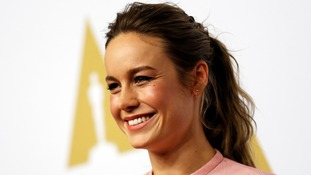 Brie Larson was named as best actress