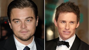 DiCaprio had been up against Redmayne for the best actor award