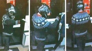 Christmas jumper robber strikes in Hove