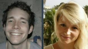 David Miller & Hannah Witheridge