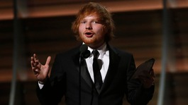 Grammys: Stars turn out for music's biggest night of the year