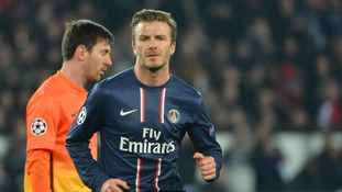 PSG and Beckham in talks over Miami franchise