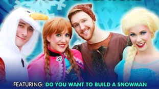 Frozen out: Disney put a kibosh on this Heywood production