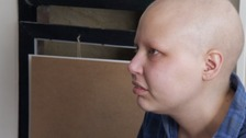 28 year old Laura Saull's cancer has now spread to her spine, lungs, ovaries and brain.