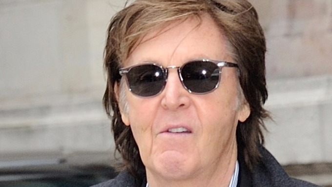 Paul McCartney Turned Away From Grammys After Party