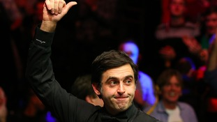 'Ronnie brings the game into fine repute' - snooker player backed over £10,000 'too cheap' snub