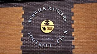 .General view of Shielfield Park, home of Berwick Rangers